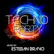 Esteban Bravo Live @ Techno Party L'Entra 2019 Dj Set