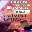 Open for your Summer 2017 Vol.5 - Ivan Gros