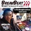DJNeoMxl@BreakBeat-Studio Mixed Live