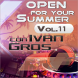 Open for your Summer 2018 Vol.11 - Ivan Gros
